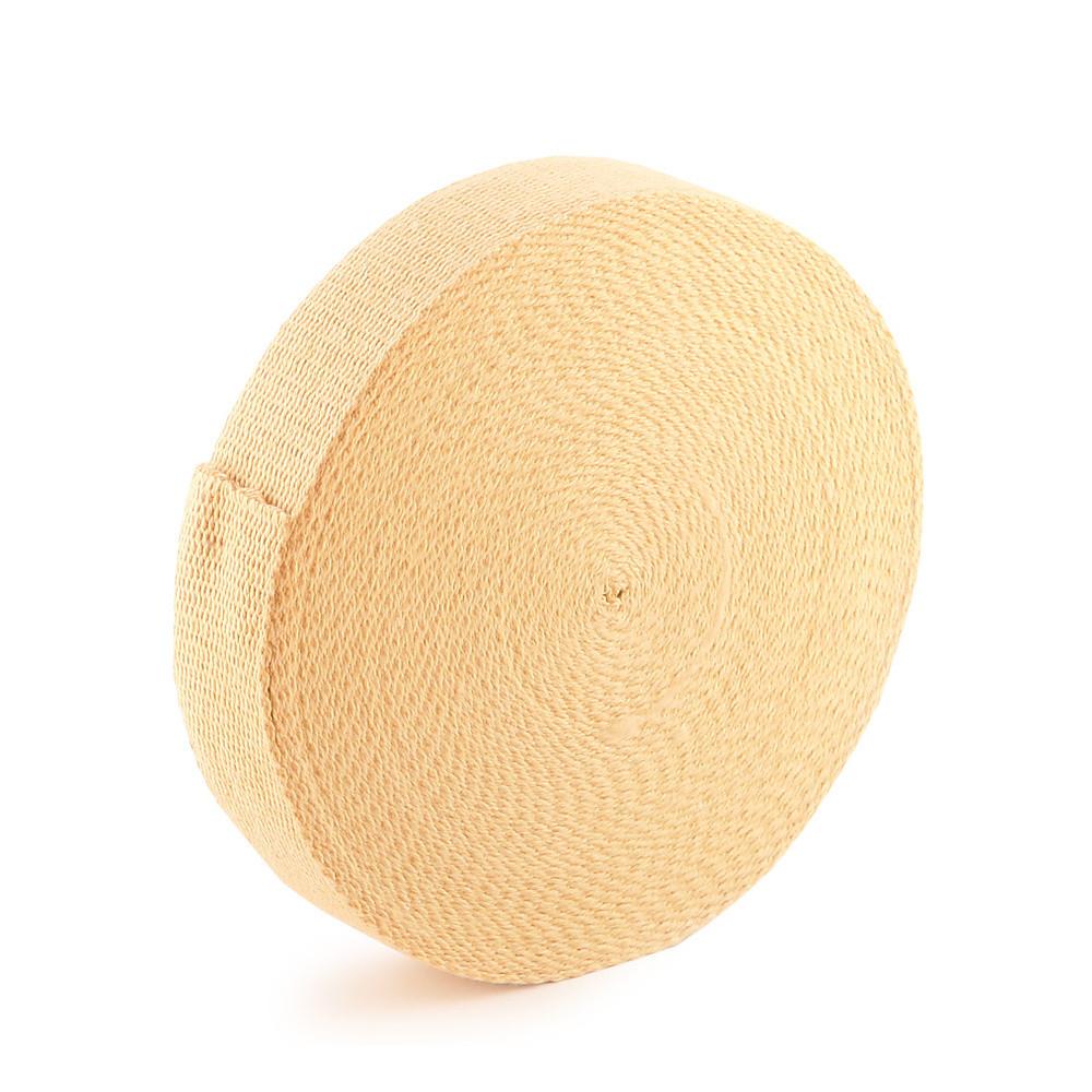 Thick Kevlar® Flat Wick 65mm x 3.2mm (per metre)