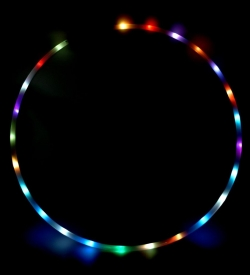 Echo Play 24 LED hoop