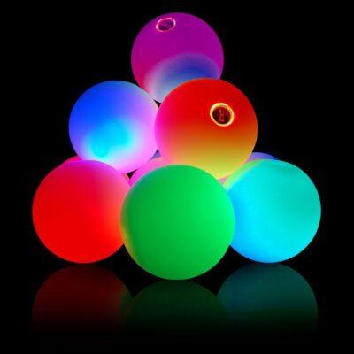 Firetoys glow juggling balls -70mm - pile