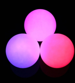 Oddballs Multi-func Glow Ball main - Flow DNA