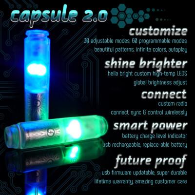Capsule 2.0 info - Flow DNA