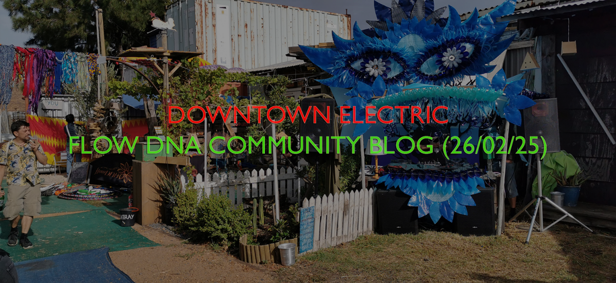 Downtown electric flow