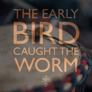 Animus Early Bird
