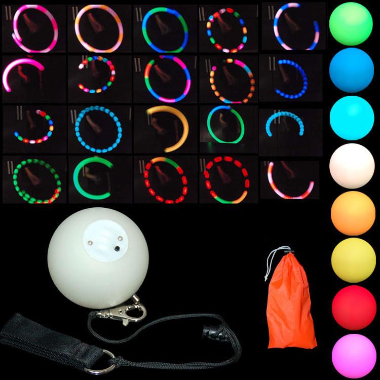 Firetoys Multi-Function LED Glow Poi