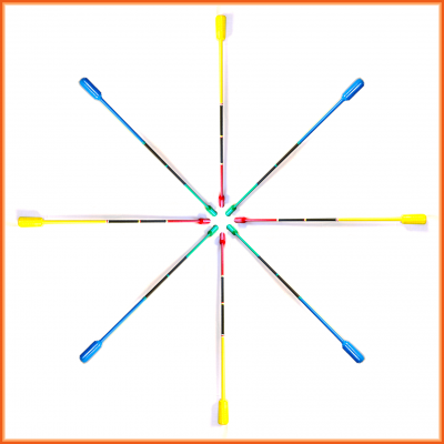 Long Spinning staff Product Image - Flow DNA