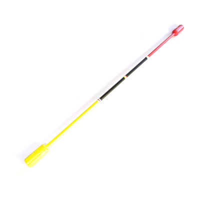 Long Spinning Staff Red Yellow - Flow DNA