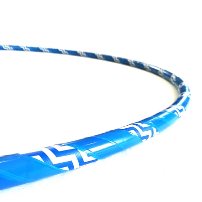 Patterned Hoop