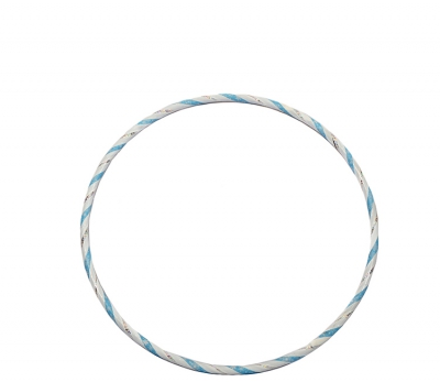 Pattern Hoop Light Blue Full - Flow DNA