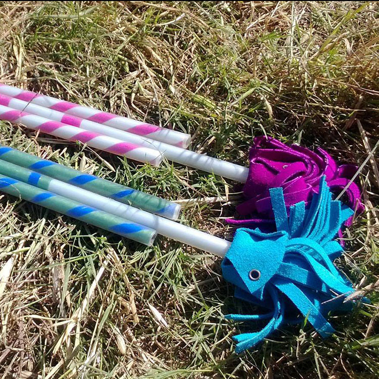 Flow DNA Juggling Sticks - Designed by Duncan Greenwood