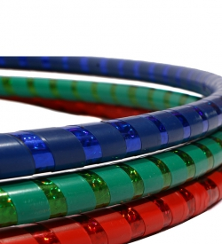 Sparkle RGB Hoops - Flow DNA