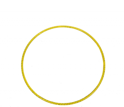 Sparkle Hoops Yellow Full - Flow DNA