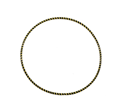 Sparkly Hoops Gold Full - Flow DNA
