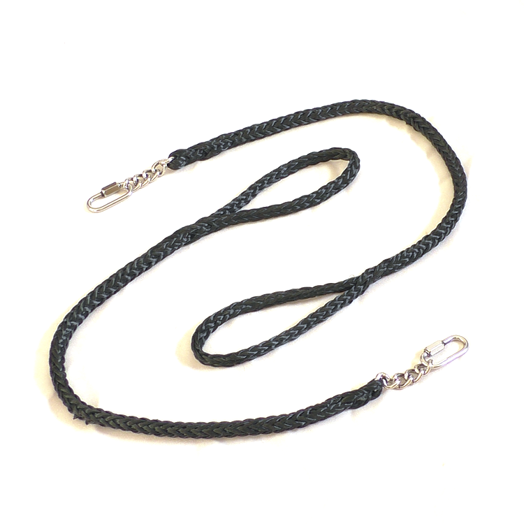 Pair of Twaron® Fire Poi Cords by Flow DNA