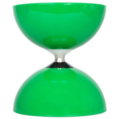 Juggle Dream Big Top Diabolo Green - Flow DNA