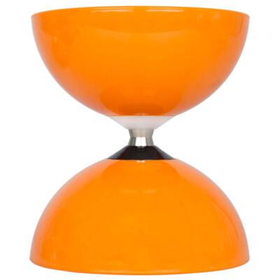 Juggle Dream Big Top Diabolo Orange - Flow DNA