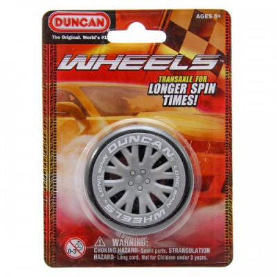 Duncan Wheels Yo-Yo Grey - Flow DNA