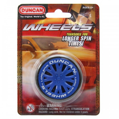 Duncan Wheels Yo-Yo Blue - Flow DNA