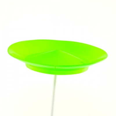 Juggle Dream Spinning Plate Green - Flow DNA