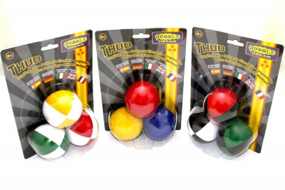 Juggling balls pack of 3 - Flow DNA